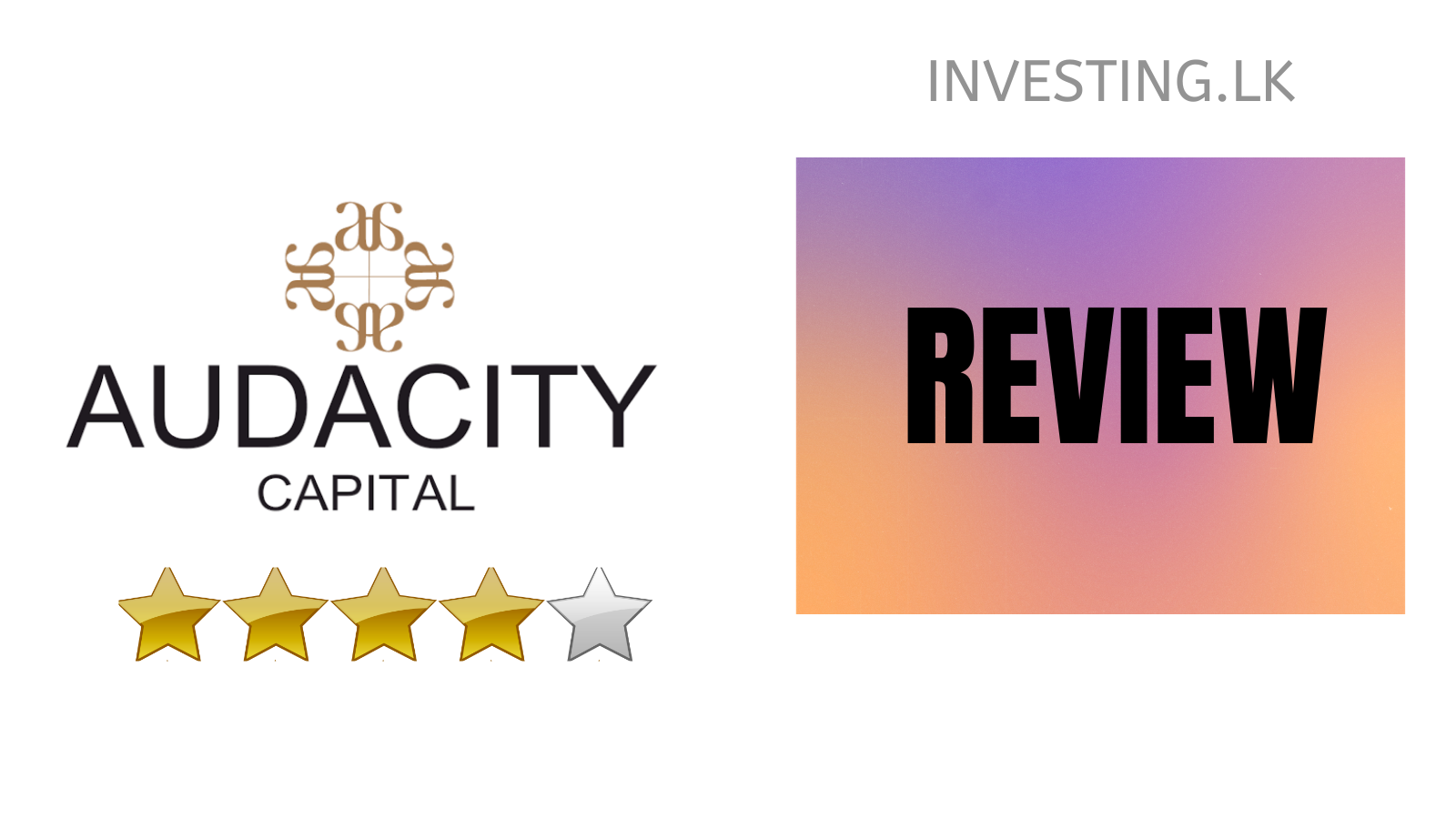 Audacity Capital Review 2021, Profit sharing & More | Legit or Scam ?