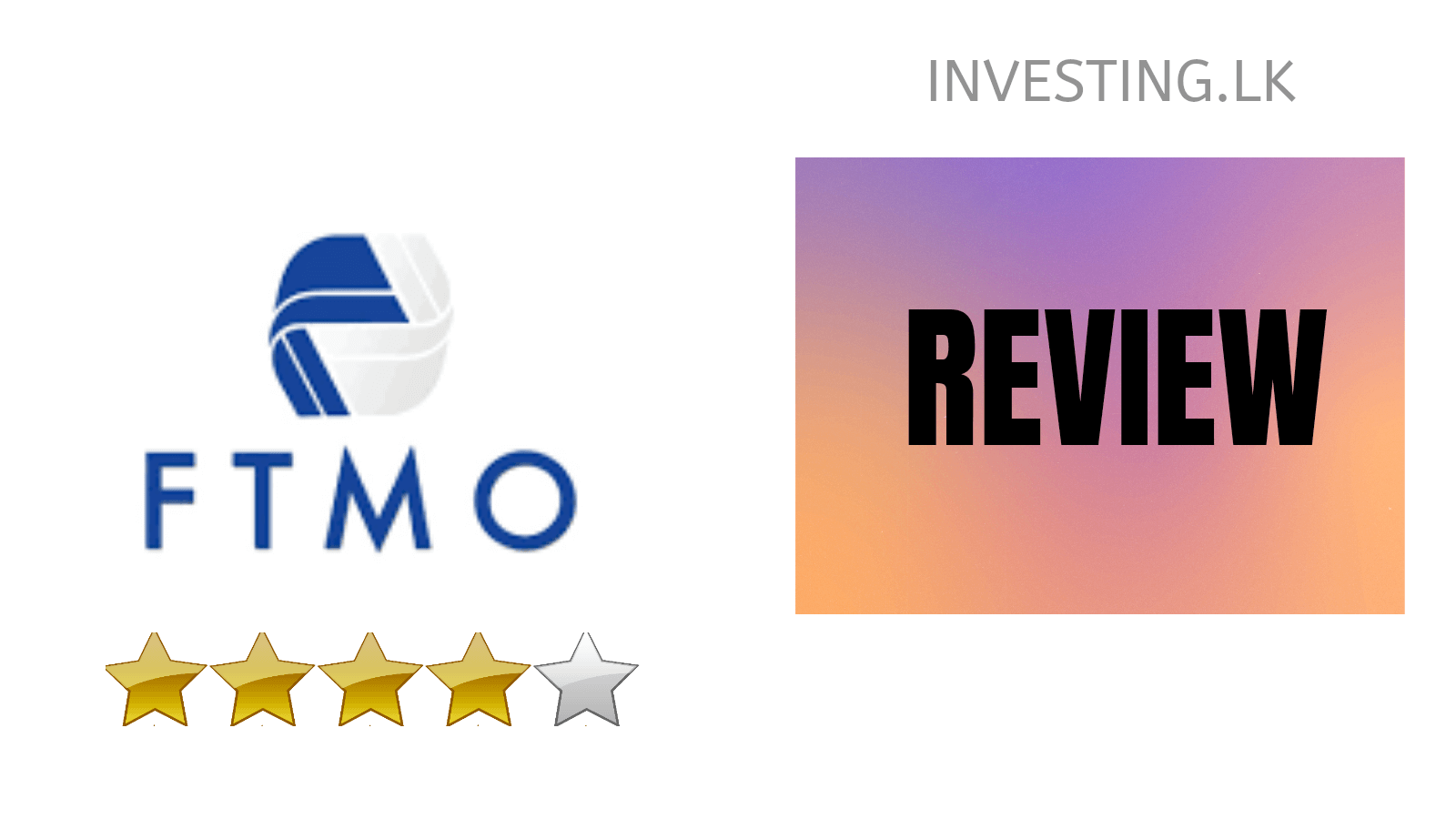 Ftmo Review – 5 things you need to know | Safe or Scam ?