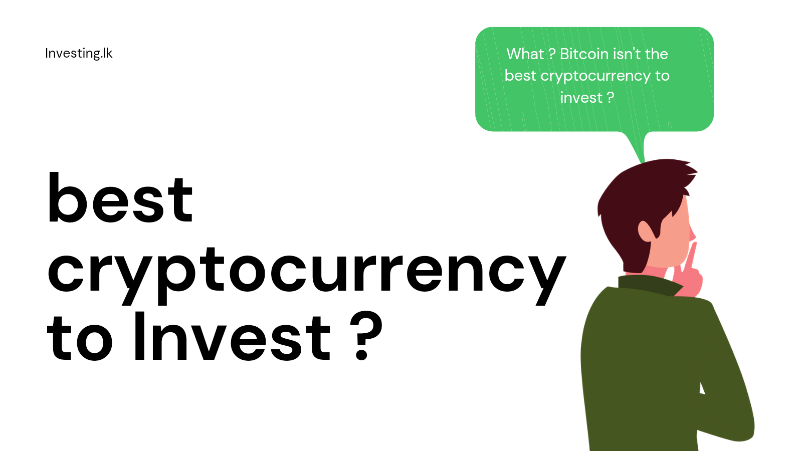 Best cryptocurrency to Invest in 2021-2025